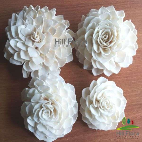 7796 PREMIUM FLOWER(100PCS=1QTY)