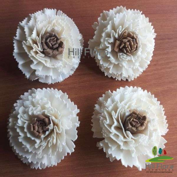 7774 PREMIUM FLOWER(100PCS=1QTY)