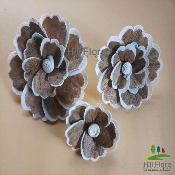 7008 SKIN FLOWER(100Pcs=1Qty)