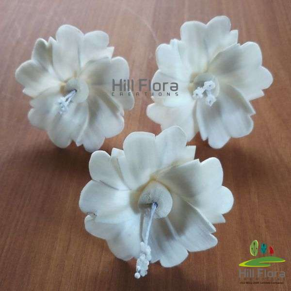 7769 PREMIUM FLOWER(100PCS=1QTY)