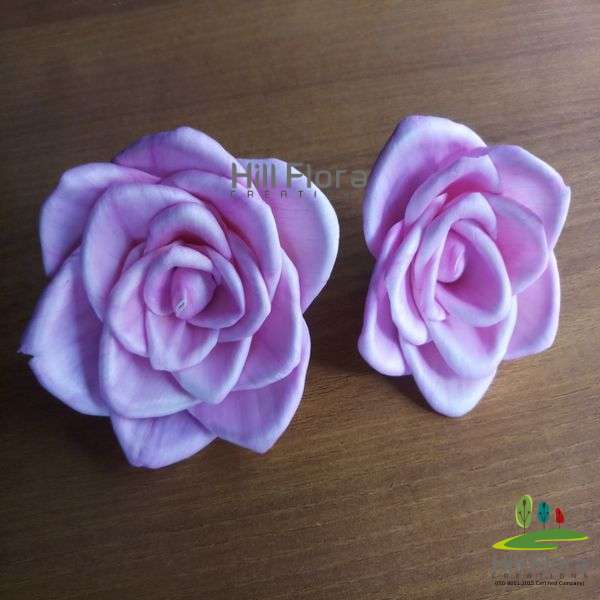 77123 PREMIUM FLOWER(100PCS=1QTY)