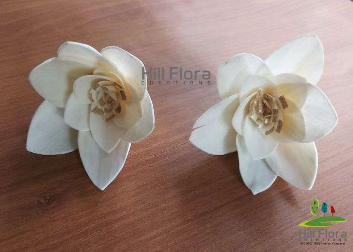 77195 PREMIUM FLOWER(100PCS=1QTY)