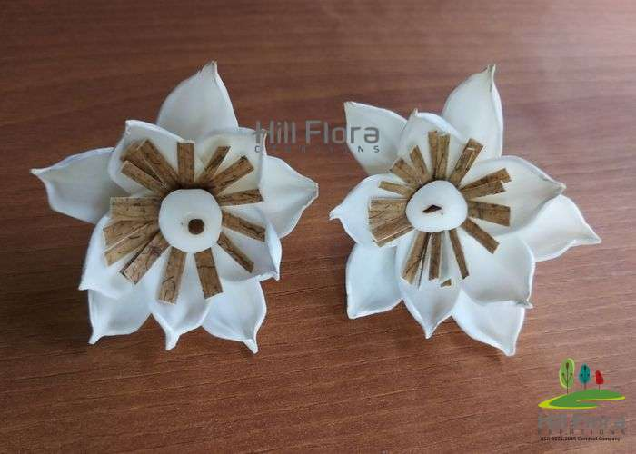 77162 SKIN FLOWER(100PCS=1QTY)