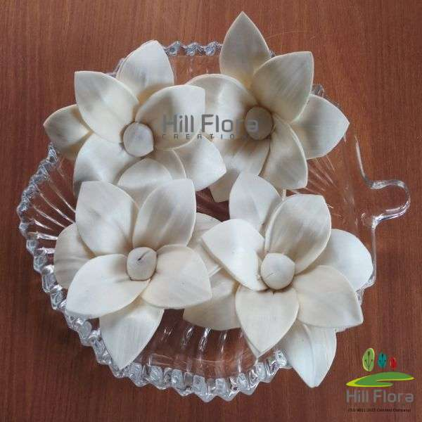 77106 SOLA PREMIUM FLOWER(100PCS=1QTY)